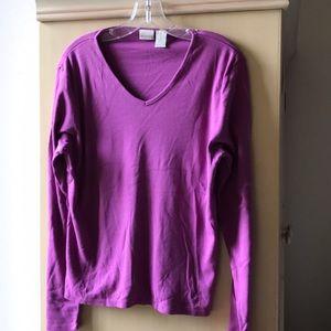 NWT Long Sleeved Merona Tshirt